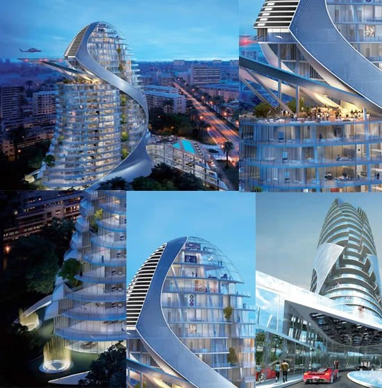 Michael Schumacher World Tower to come up in New Delhi