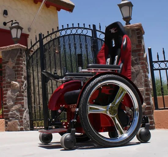 tank chair wheelchair captains exercise speedster the ferrari of wheelchairs makers tankchair realised this and came up with exclusive