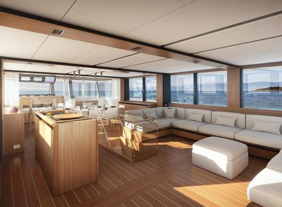 Wally Yachts Launches The First WallyAce Superyacht Kanga
