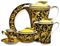 Versace tableware collection adds style to fine dining