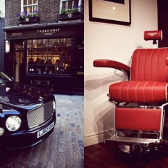 Transport Chairs Ashley Furniture Chair Get A Stylish Haircut On Bentley At Pankhurst London