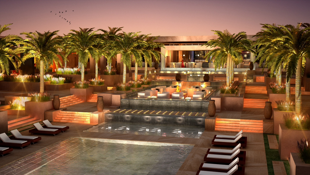 The RitzCarlton unveils plans for new urban resort in