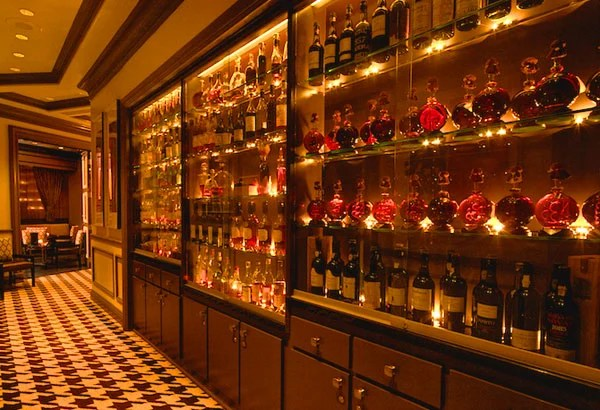 Andres Cigar Lounge boasts of the largest collection of