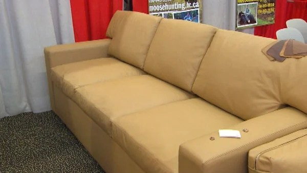 sofa gun safe brown tan sectional just in case a bulletproof couch with the makers of bedbunker bring to us latest couchbunker cum space that is capable