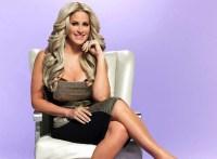 Kim Zolciak's Swarovski-studded makeup chair dazzles in ...