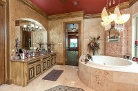 For sale in Texas, a stately Mediterranean luxury home ...