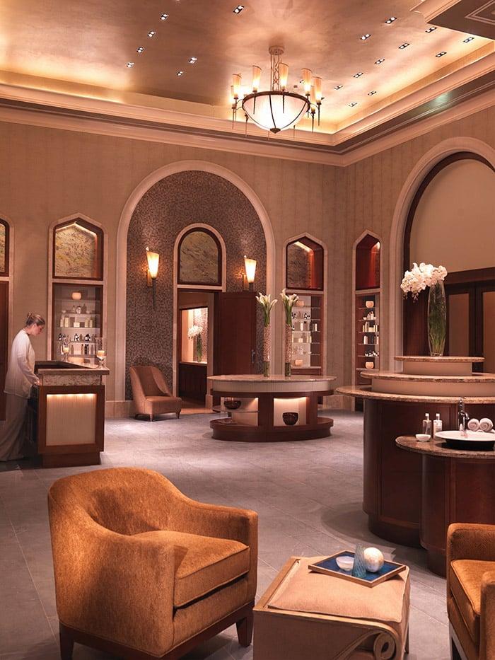 ESPA treatment ShuiQi spa at the Atlantis Palm Review