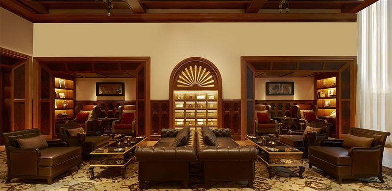 St Regis Abu Dhabi Review