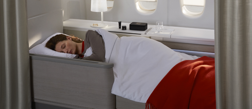 Air France joins the race for luxury supremacy in air