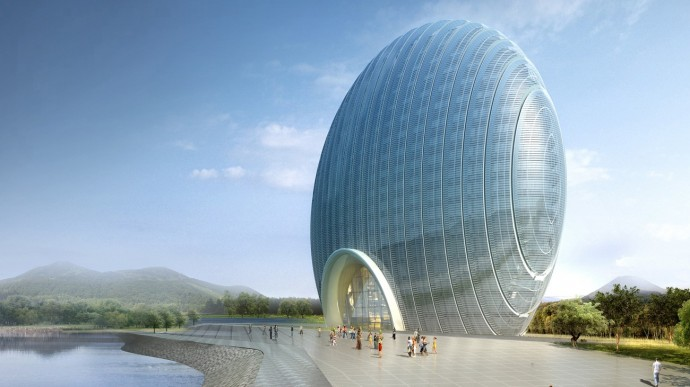 5 Mind Blowing Hotels That Are Under Construction In China
