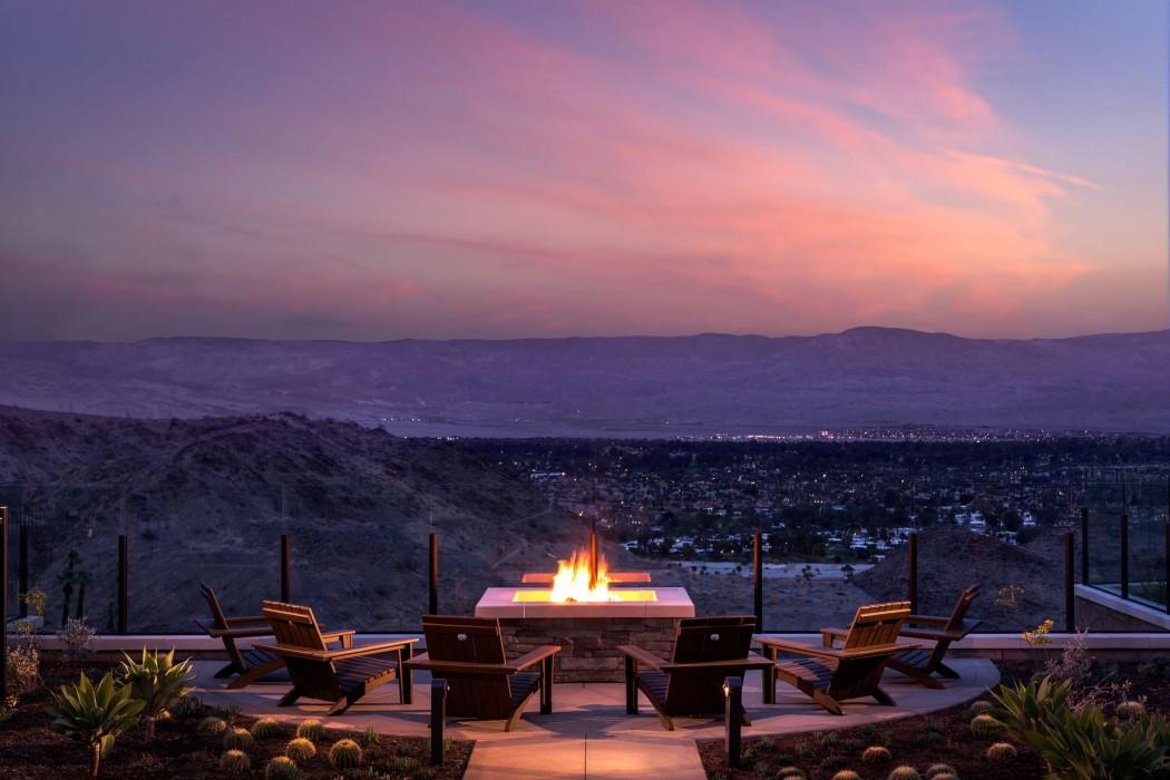 The Ritz Carlton Rancho Mirage is Southern Californias