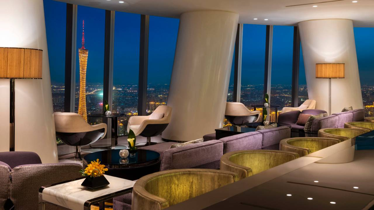 Check Out The 5 Highest Hotels In The World