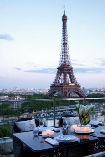 Shangri-la Hotel Paris Awarded Palace Status
