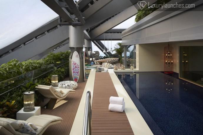 Suite of the week Miami Suite Hotel clat Beijing
