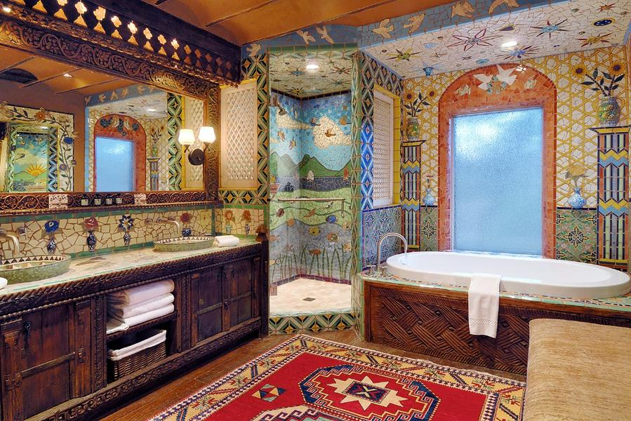 arabian nights living room windows ideas who needs a - we pick the 11 best hotel bathrooms in ...