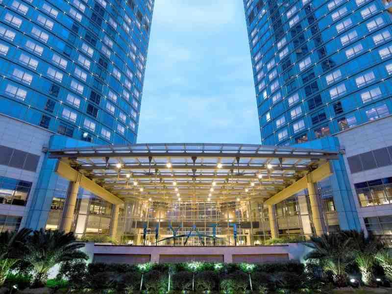 Suite of the week The splendid Diplomatic Suite at Park Hyatt Shanghai