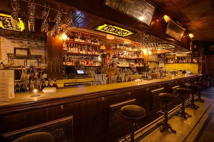 10 Best Designed Bars in the USA