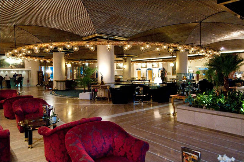 rome cavalieri review sprawling grand hotel outskirts 1