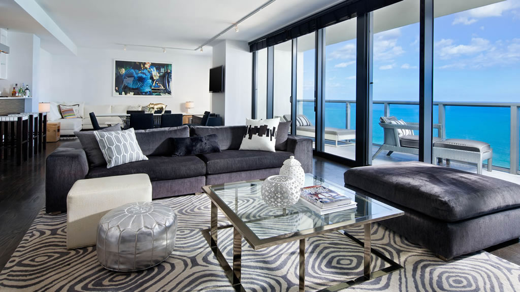 Suite of the week  The stylish EWow suite at the W South