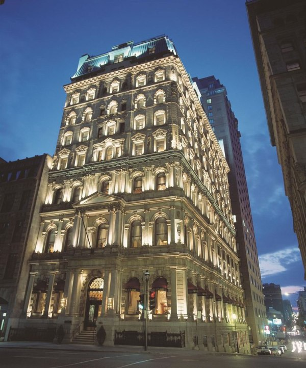 Pick 5 Luxury Hotels In Montreal