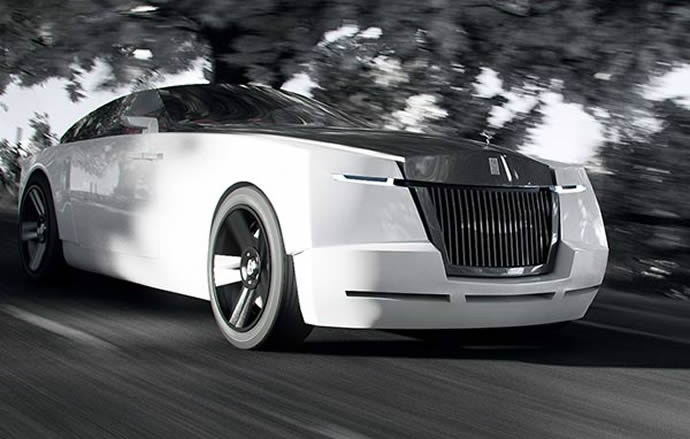 Roll Royce Car Hd Wallpaper A Bizarre Rolls Royce Concept That Has A Special Something