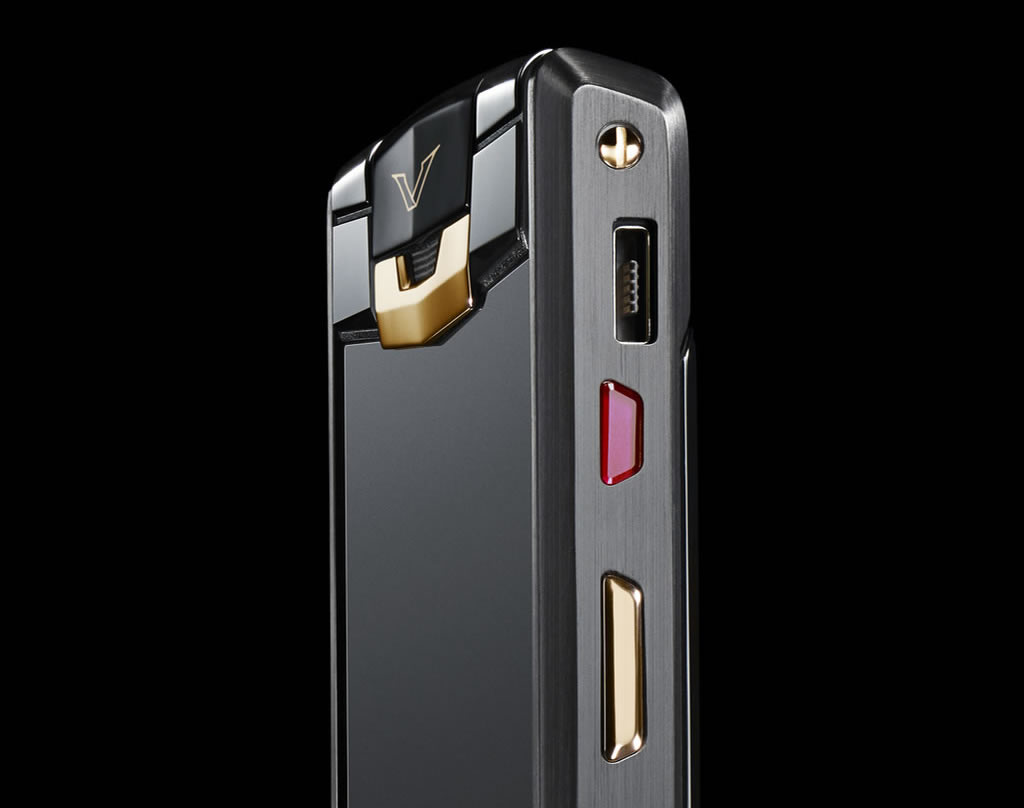 Vertus Signature Touch Pure Jet Red Gold priced at