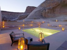 Hotel Amangiri Luxury Resort Desert