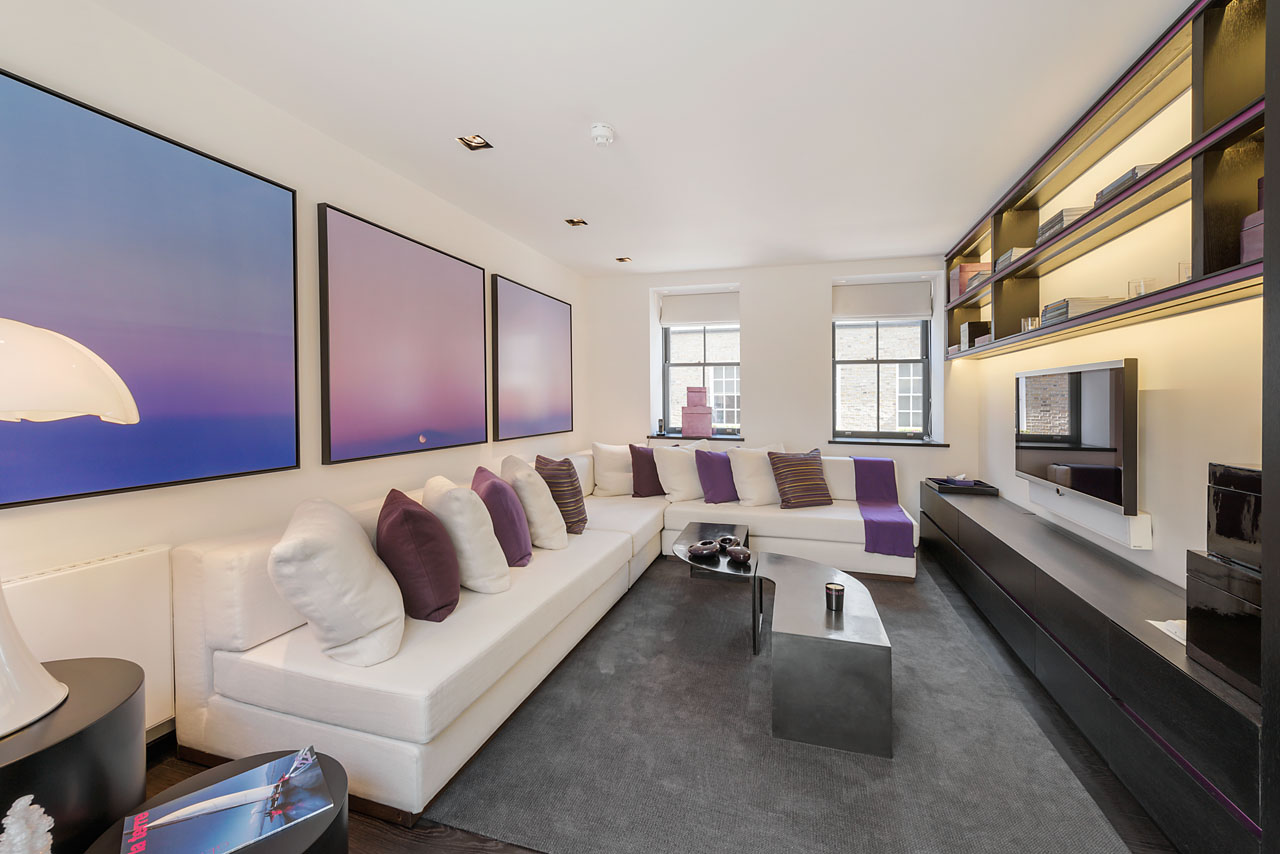 Inside the worlds most expensive one bedroom apartment