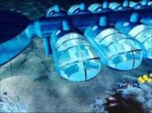 Underwater Suites Flying Rooms 7