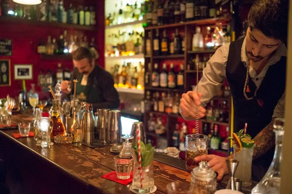 Check out the Worldss 25 best bars for 2015