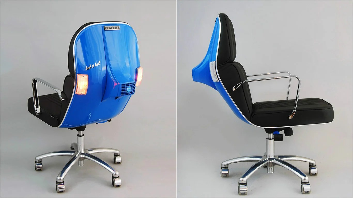 Bel and Bels Scooter chairs will change the way you think