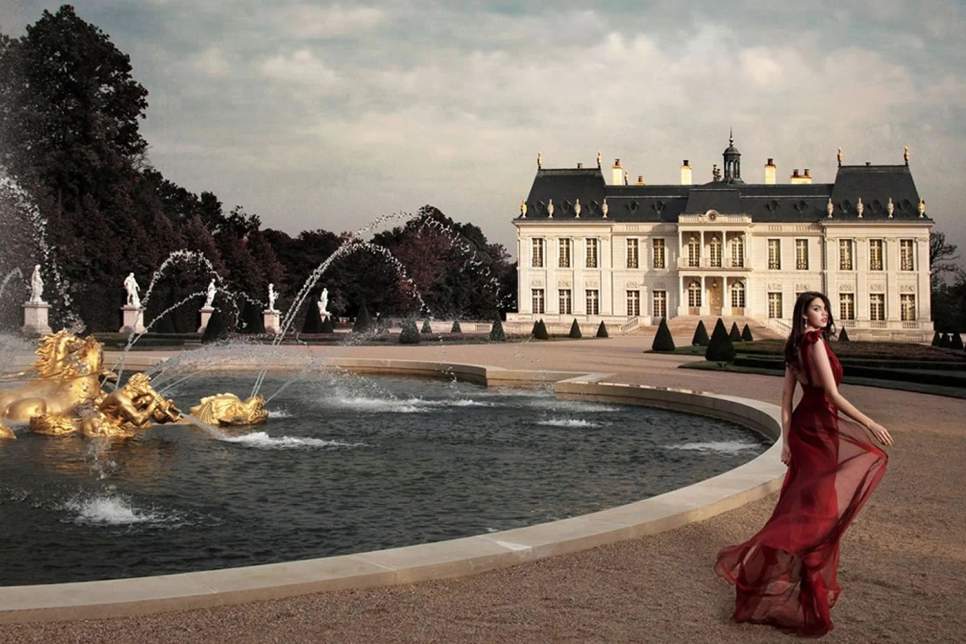 The worlds most expensive home is a French palace brought