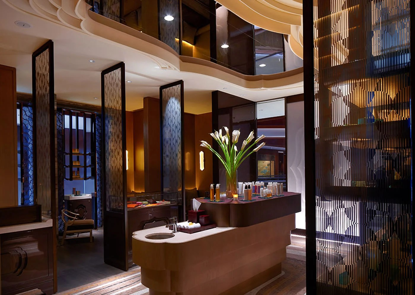 Spa At Mandarin Oriental Singapore Review