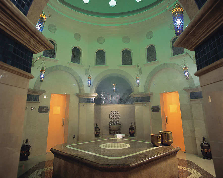Oriental Hammam at OneOnly Royal Mirage Dubai Review