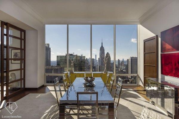 Gucci' 38 Million Penthouse In Manhattan
