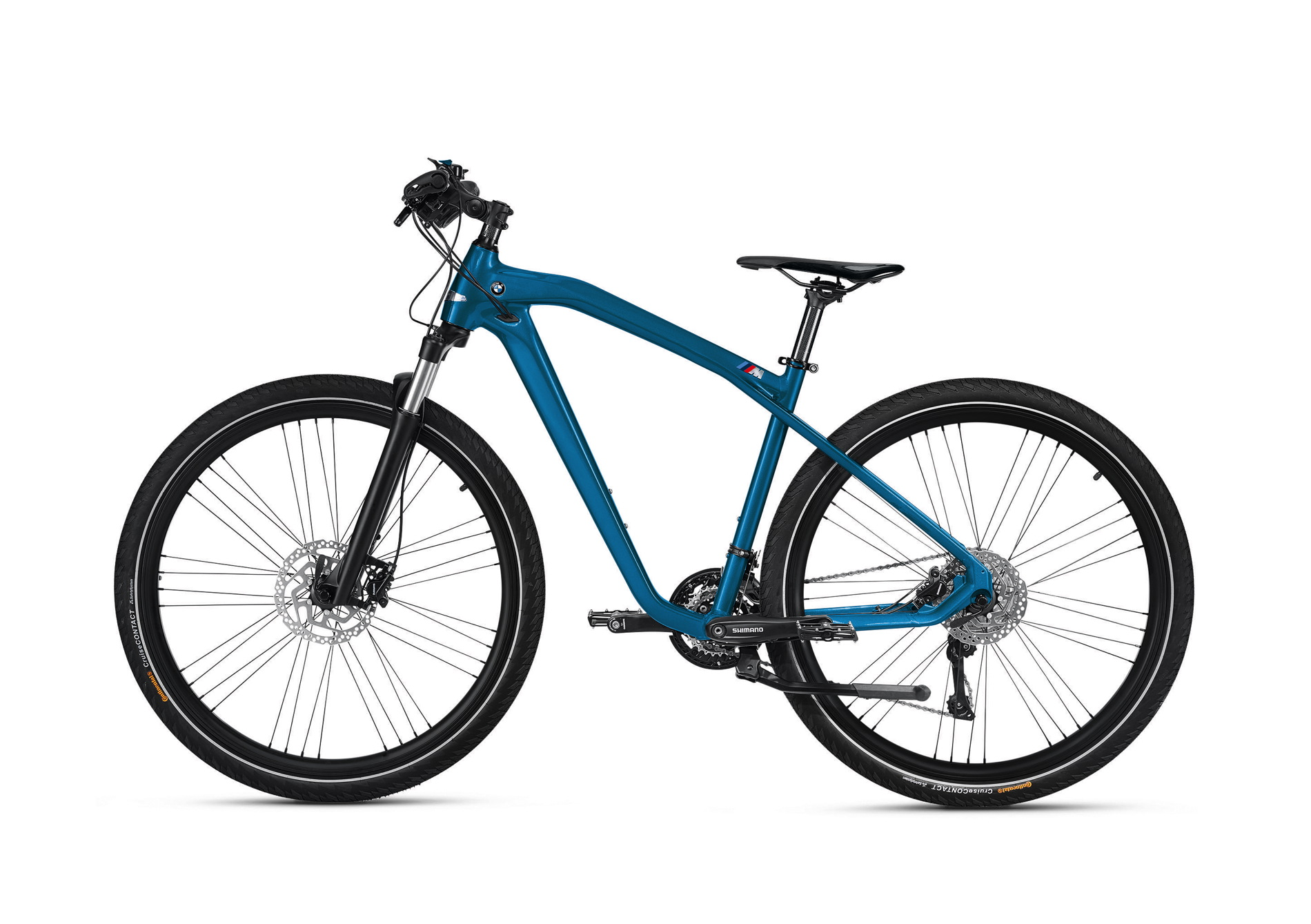 The BMW Cruise M limited edition bicycle is inspired by