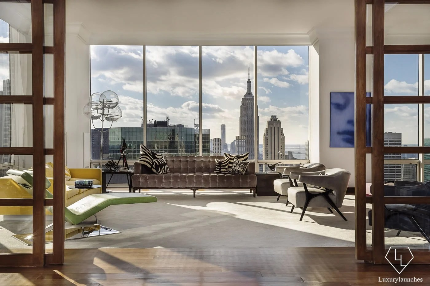 Guccis 38 million penthouse in Manhattan is up for sale here is an inside look