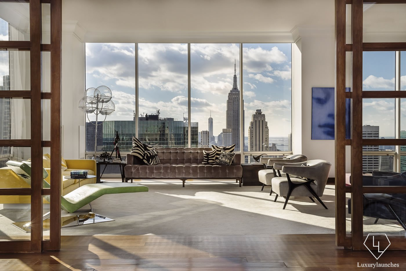 Guccis 38 million penthouse in Manhattan is up for sale