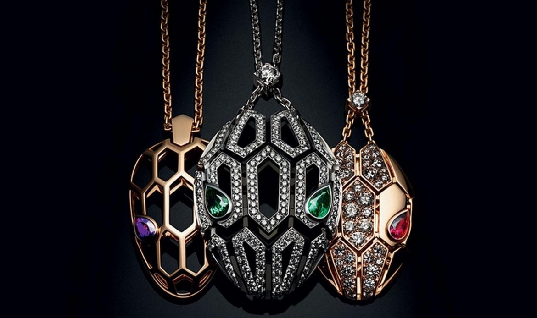 Bulgari S Serpentine Eyes On Me Jewelry Line Is As