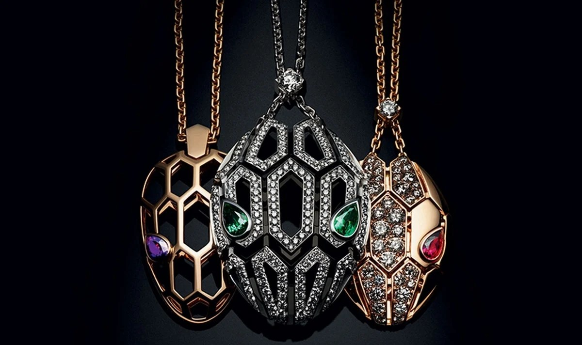 Bulgari S Serpentine Eyes On Me Jewelry Line Is As