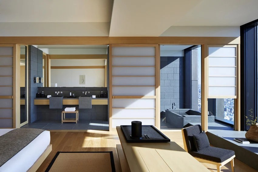 Suite of the week  The Aman Suite at the Aman Tokyo
