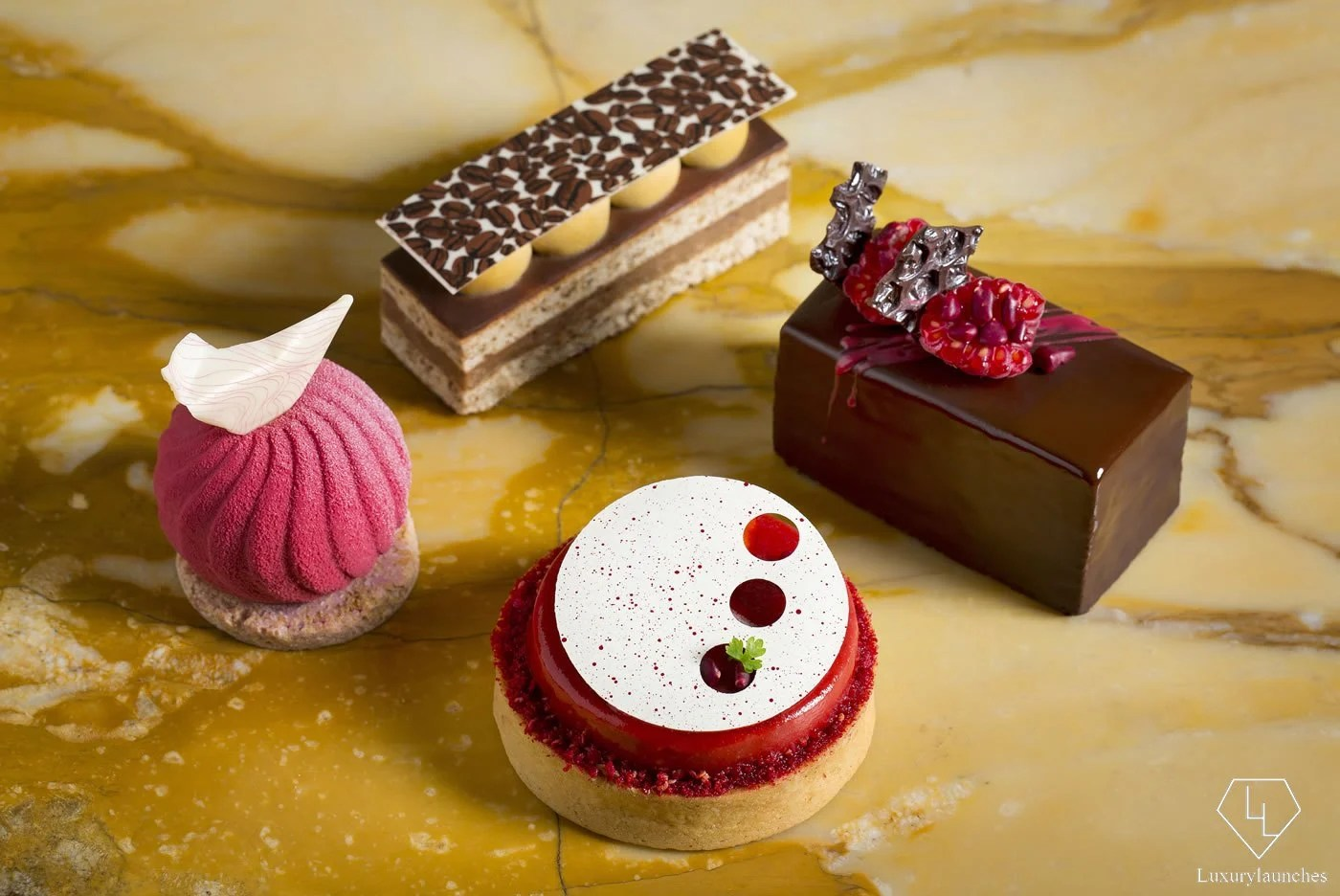 New dessert tasting menu launched at Hotel Caf Royals