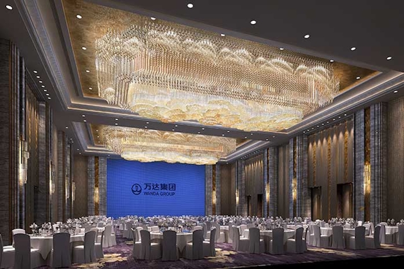 A Look Inside Shanghais First Upcoming 7 Star Hotel