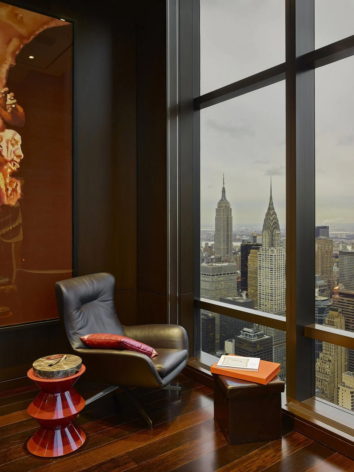 Take a look inside one of the largest luxury apartment in