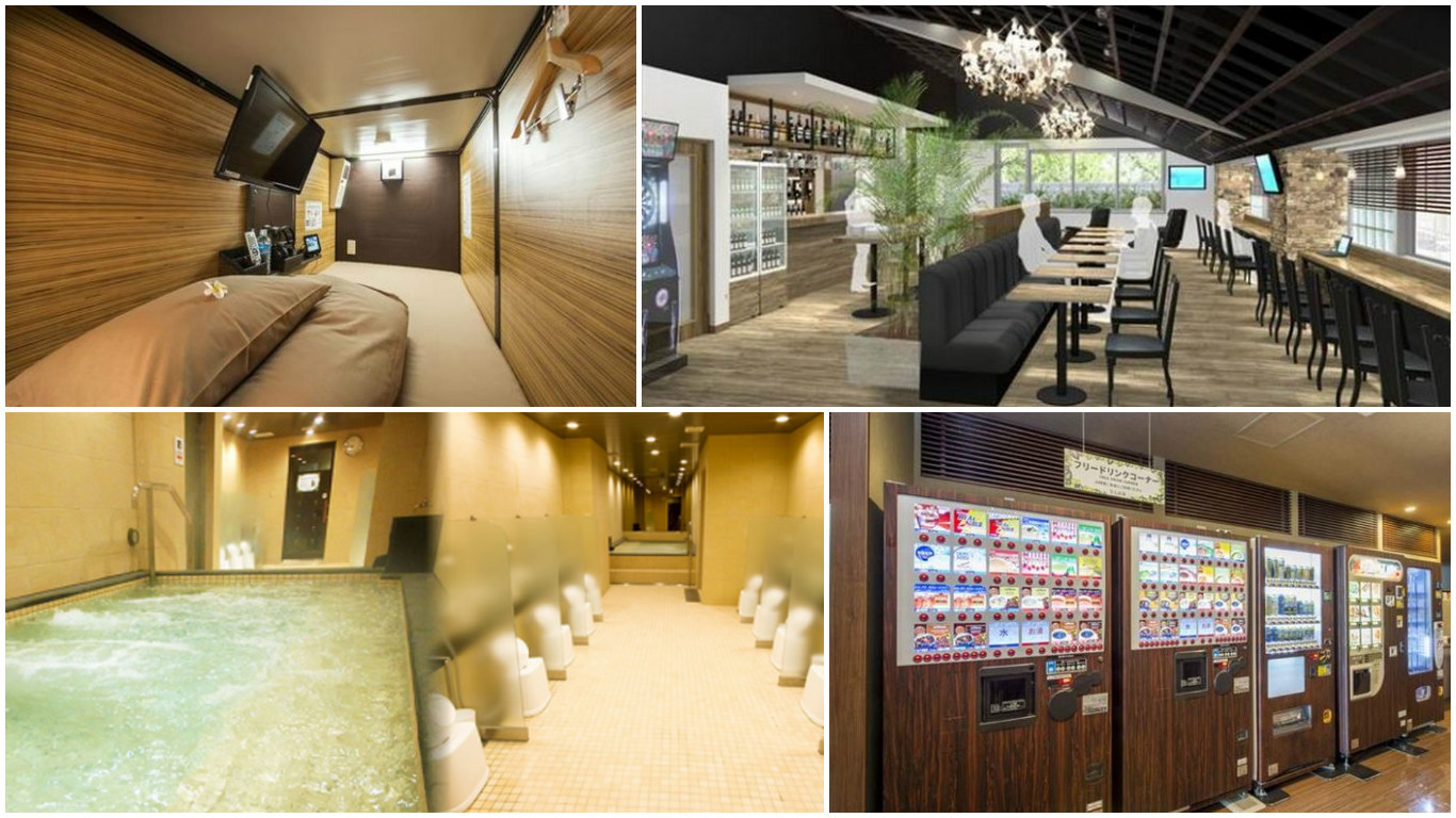 The most luxurious capsule hotel is set to open in Akihabara. Tokyo