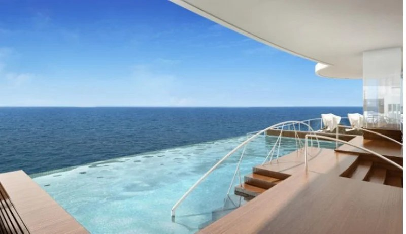 Inside the Regent Seven Seas Explorer the most luxurious