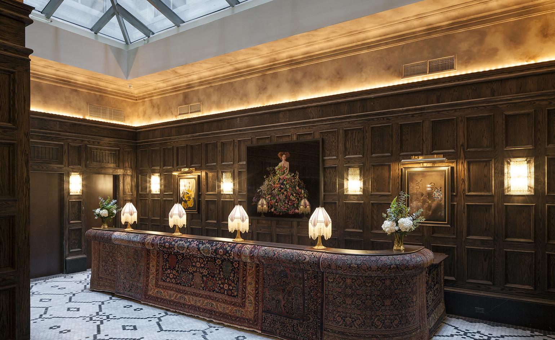 Inside NYCs new and ultrastylish Beekman Hotel