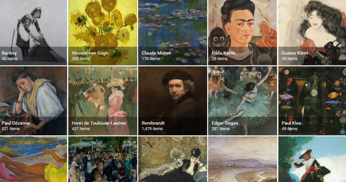 Google will let you explore the world of art and culture from 1000 museums sitting at your home