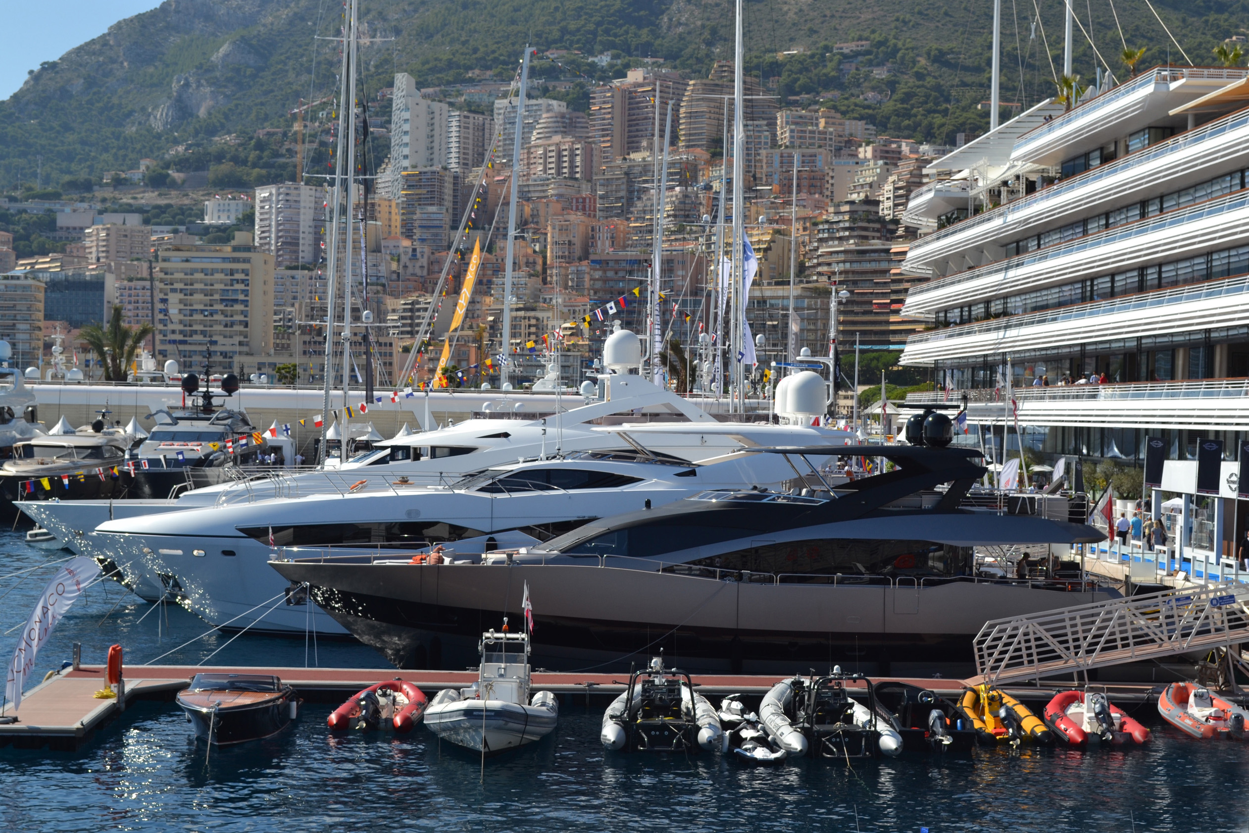 7 Reasons You Must Visit The Monaco Yacht Show