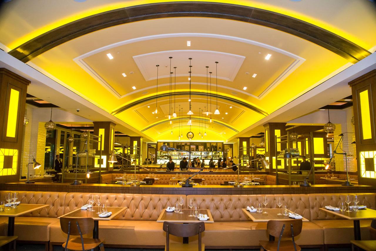 Bread Street Kitchen by Gordon Ramsay at Atlantis Dubai Review